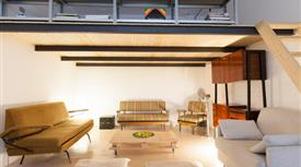 Loft contemporary a Nolo