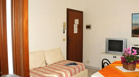 Two-rooms flat type B | 6 - 6 people